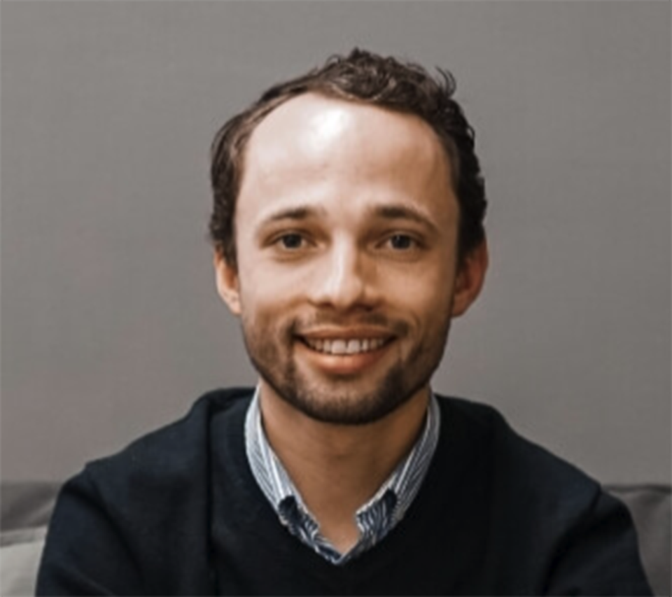 Philipp Martin, CEO Reachbird